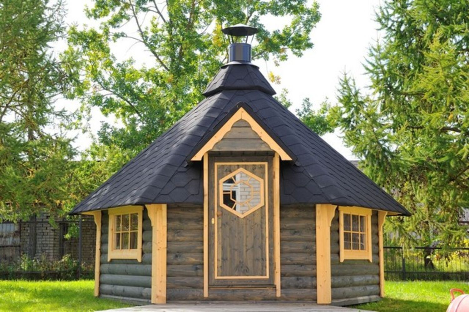 Scandinavian-Style Garden Buildings & More: Get Set for Summer with Cabins, Cubes, Pods, Barrels, Saunas, Hot Tubs & Garden Furniture