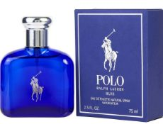 + VAT Brand New Ralph Lauren Polo Blue (M) 75ml EDT Spray