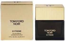 + VAT Brand New Tom Ford Noir Extreme (M) 50ml EDP Spray