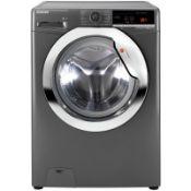 + VAT Grade A/B Hoover DXOA 48C3R Freestanding Dynamic Next 8Kg 1400 Spin Washing Machine - A+++