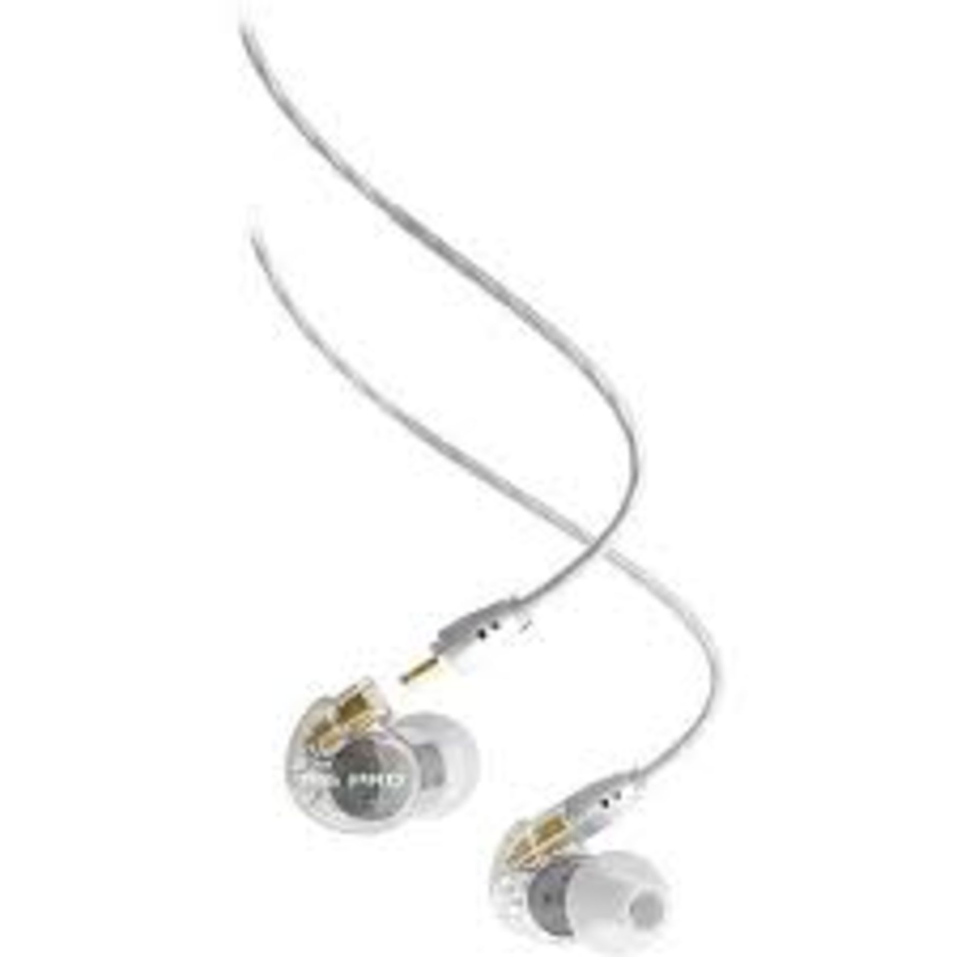 + VAT Grade A Mee Audio M6 Pro Clear Universal Isolating Musicians In Ear Monitors