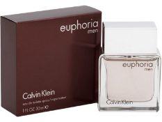 + VAT Brand New Calvin Klein Euphoria (M) 30ml EDT Spray