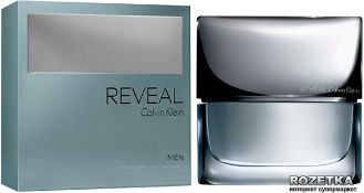 + VAT Brand New Calvin Klein Reveal (M) 30ml EDT Spray
