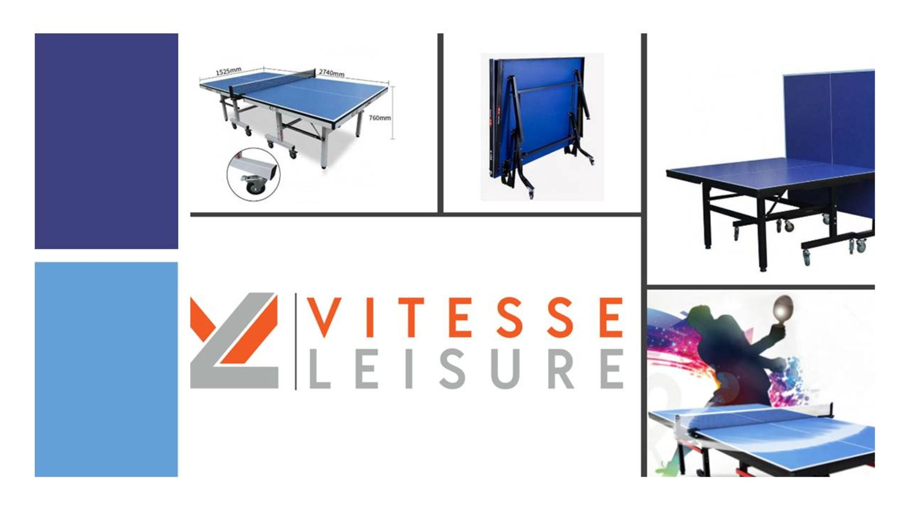 Brand New Table Tennis Tables - Limited Stock - RRP £399 - Available End of May