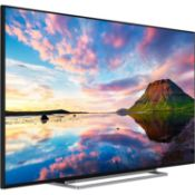 + VAT Grade A 55 Inch Toshiba 55U5863DB Smart 4K Ultra HD HDR LED TV - With Freeview Play &