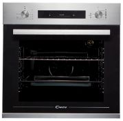 + VAT Grade A/B Candy FCP602X/E Built In Single WIFI Oven - 65 Litre Capacity - A+ Energy Rating -