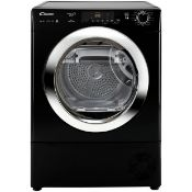+ VAT Grade A/B Candy GVS H9A2DCEB 9Kg Heat Pump Tumble Dryer - A++ Energy Rating - 14 Programmes -