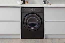 + VAT Grade A/B Bush TDV7NBW 7Kg Vented Tumble Dryer - 10 Programmes - Quiet Mark Stamp Of Approval