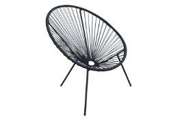 + VAT Brand New Chelsea Garden Company Steel Framed Egg Chair - Item Is Available From Approx 21st