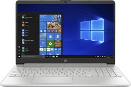 + VAT Grade A HP 15S-FQ1000na Laptop - Intel Core i7-1065G7 Quad Core Upto 3.9GHZ Boost - 16GB