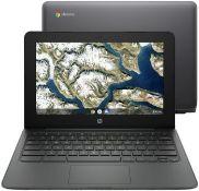 + VAT Grade A HP 11A-NB0000NA Chromebook Laptop - Intel Celeron - 4Gb Ram