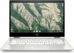 + VAT Grade B HP Chromebook 14B-CA0004NA Laptop - 14 Inch Full HD Touchscreen - Intel Pentium