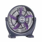 "+ VAT Brand New Ora 20"" Floor Fan - Slim - Powerful - Quiet Air Circulating - Three Speeds"