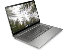+ VAT Grade A HP Chromebook X360 14C-CA0004na Convertible Laptop - Intel Core i3-10110u - 8GB RAM -