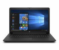 + VAT Grade A HP 17-CA2002na Laptop - AMD Athlon Silver 3050u Upto 3.5GHZ Max Boost - 4GB RAM - 1TB
