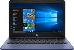 + VAT Grade A HP Stream 11-AK001NA - 2GB DDR4 Ram - Intel Celeron N4000 - Windows 10