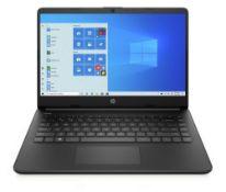 + VAT Grade A HP 14S-FQ0014na Laptop - AMD Ryzen 3 Processor - 4GB RAM - 128GB SSD - Windows 10 -