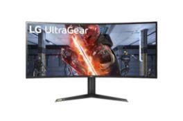 + VAT Grade A LG38GL950G 38 Inch Ultra Gear Curved WQHD+Nano IPS Gaming Monitor
