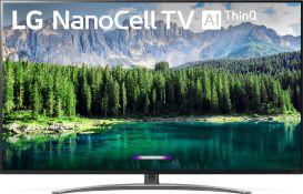 + VAT Grade A 55SM8200PLA LG 55Inch Nano Cell TV