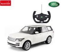 + VAT Brand New 1:14 scale R/C Range Rover Full Function - Forward/Reverse/Left/Right/Headlights/