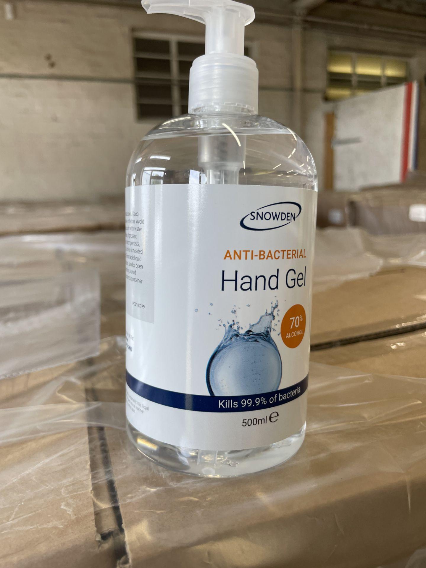 + VAT Brand New 500ml x 650 Units - 1 Pallet - Hand Sanitiser - Image 2 of 2