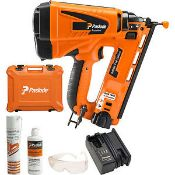 + VAT Brand New Paslode IM65A F16 Angled Lithium Brad Nailer With Battery & Charger ISP £586.66 (