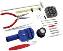+ VAT Brand New 21 Piece Watch repair Kit