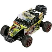 + VAT Brand New Revell R/C 4 Wheel Drive Sand Buggy Lion Up To 15 kph 2.4GHz 2 Channel Remote