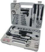 + VAT Brand New 141 piece Tool Kit Includes Screwdivers, Sockets Hex Keys, Wrenches, Screwdriver