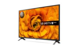 + VAT Grade A LG 75 Inch 4K Ultra HD Smart TV - 75UN85006LA - Four HDMI Ports - Freeview HD - 3 USB