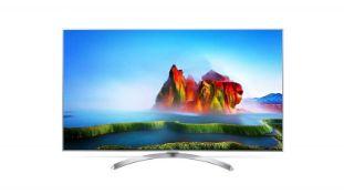 + VAT Grade A 55SJ810V LG 55 Inch 4k Ultra HD HDR Nano Cell TV
