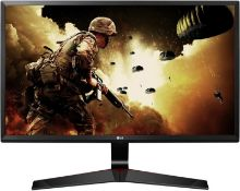 + VAT Grade A 27MP59G LG 27 Inch Full HD IPS Gaming Monitor