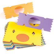 + VAT Grade A A Lot Of Ten Packs Of 30 Jumbo Cracker Cards