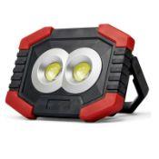 + VAT Brand New 3w Mini Cob Worklight With Side LED