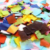 + VAT Grade A A Lot Of Ten 500g Bags Of Tissue Paper Off-Cuts