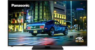 + VAT Grade A 55 Inch Panasonic 55HX580 Smart 4K HD LED TV - Catch Up TV & 4K Streaming - 4 HDMI