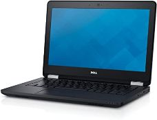 + VAT Grade B Dell Latitude E5270 Laptop - Intel Core i5-6300u 8Gb Ram - 128Gb SSD - 12.5 Inch