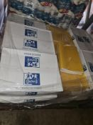 + VAT Grade A Pallet Of Exercise Books Containing Approximately 2000 Books