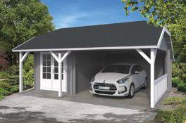 Brand New Spruce Anton Carport Garage