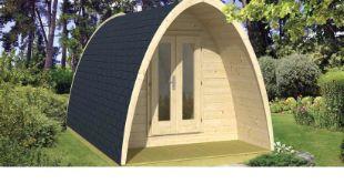 Brand New Spruce Camping Pod 480