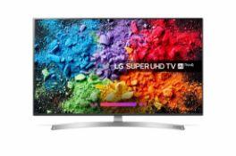 + VAT Grade A LG49SK8500PLA 49 Inch Nano Cell Display TV