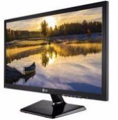 + VAT Grade A 22MK600M LG 22 Inch Full HD IPS LED Monitor