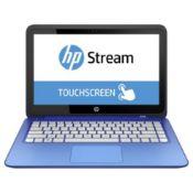 + VAT Grade A HP Stream 13 Inch Notebook - 32GB SSD - 2GB RAM - Intel HD Graphics - Windows 8.1 -
