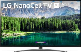+ VAT Grade A 49SM8600PLA LG 49 Inch Nano Cell 4K TV