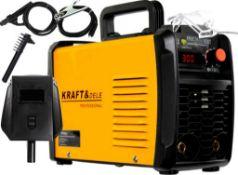 + VAT Brand New Professional Electric Welder (Invertor) - Frequency 50/60Hz - Welder - Comes
