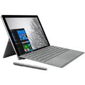 + VAT Grade B Microsoft Surface Pro 4 i7 6th Generation 8Gb 256Gb - 12.3 Inch Screen - Item Is