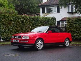 1996 Audi 80 2.6 Cabriolet