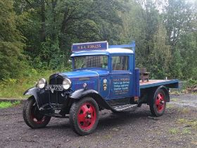 1932 Ford AA Truck