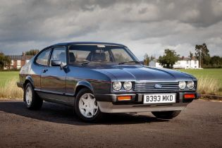 1985 Ford Capri 2.8i Special 17,130 miles from new