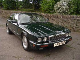 1997 Jaguar XJ6 3.2